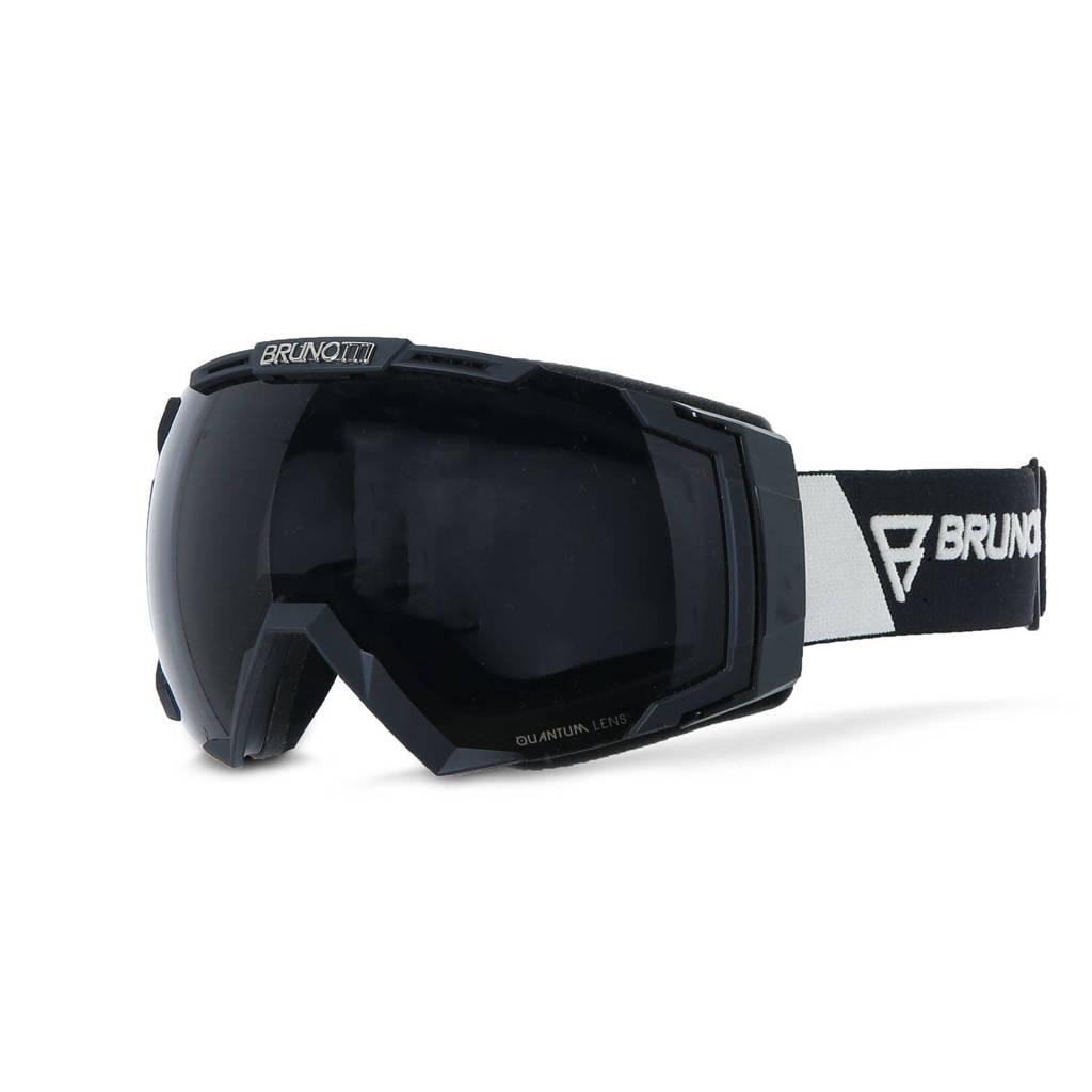 Brunotti skibril Jaguar 1 wit/zwart, Wit/zwart