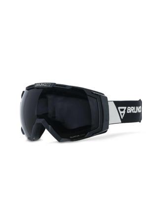 skibril Jaguar 1 wit/zwart
