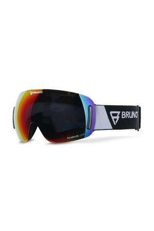 skibril Speed 3 zwart