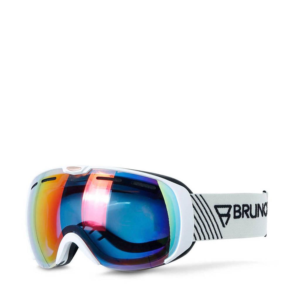 Brunotti skibril wit, Wit