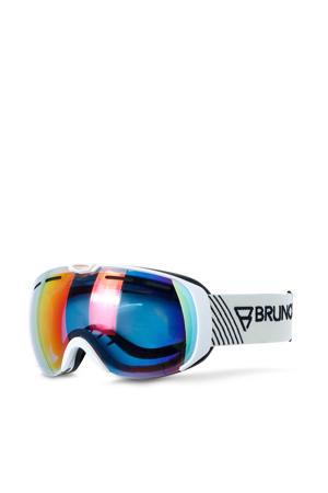 skibril wit