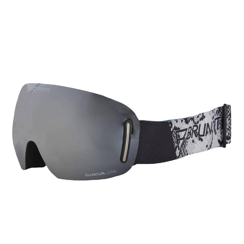 Brunotti skibril Speed 5 woman wit, Wit