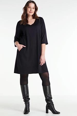 jurk Ilse zwart