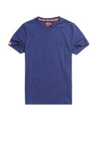 Superdry T-shirt blauw, Blauw