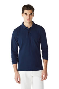 McGregor slim fit polo marine, Marine
