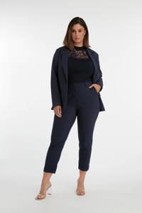 MS Mode skinny broek donkerblauw, Donkerblauw