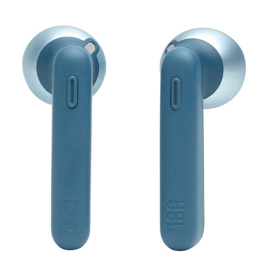 JBL Tune 225TWS draadloze in-ear hoofdtelefoon (bauw), Blauw