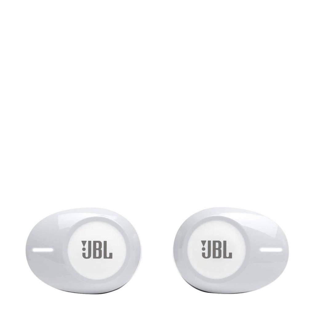 JBL TUNE 125 TWS Bluetooth in-ear hoofdtelefoon (wit), Wit