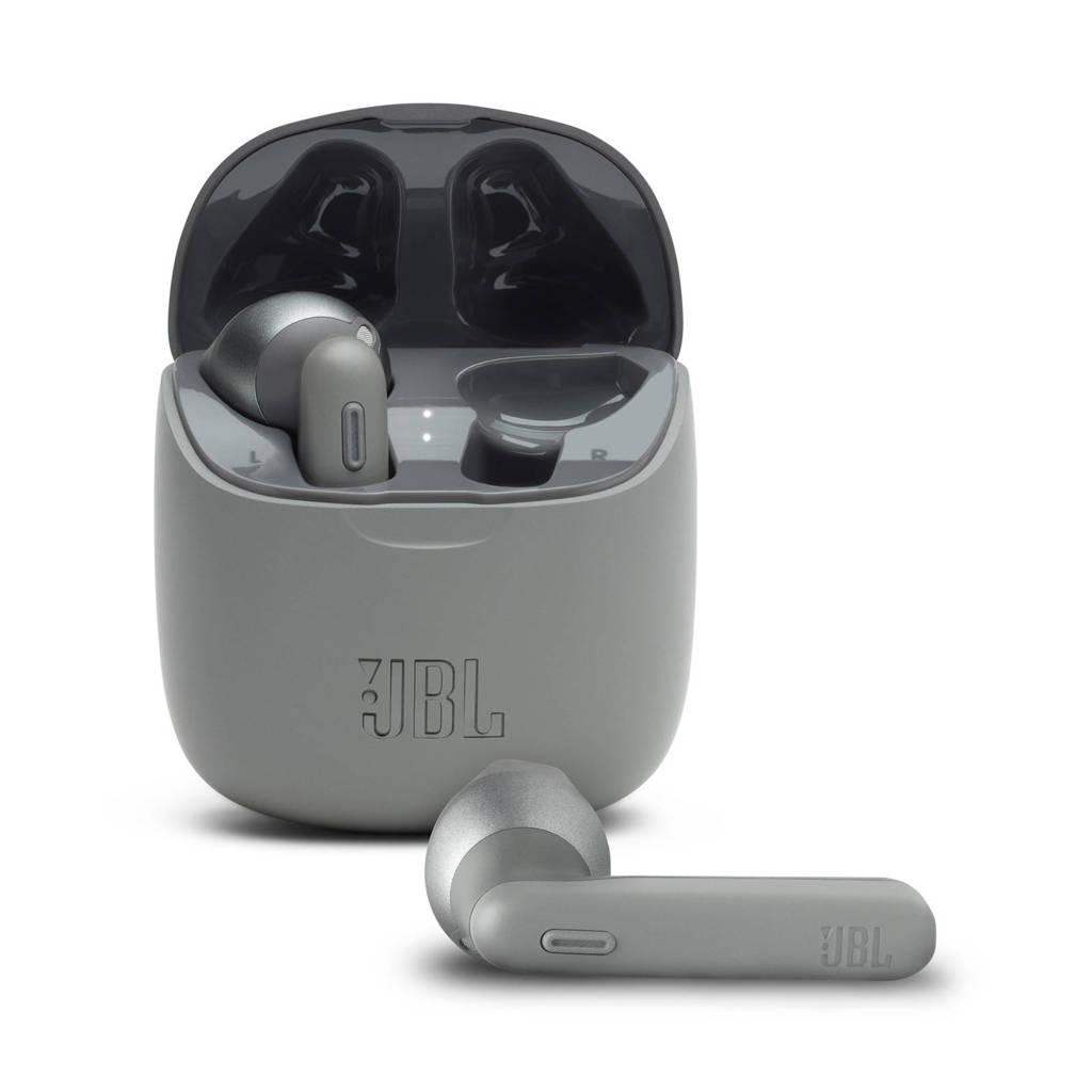 JBL Tune 225TWS draadloze in-ear hoofdtelefoon (grijs), Grijs