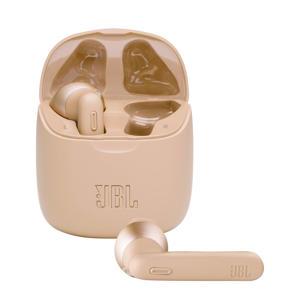 Tune 225TWS draadloze in-ear hoofdtelefoon (goud)