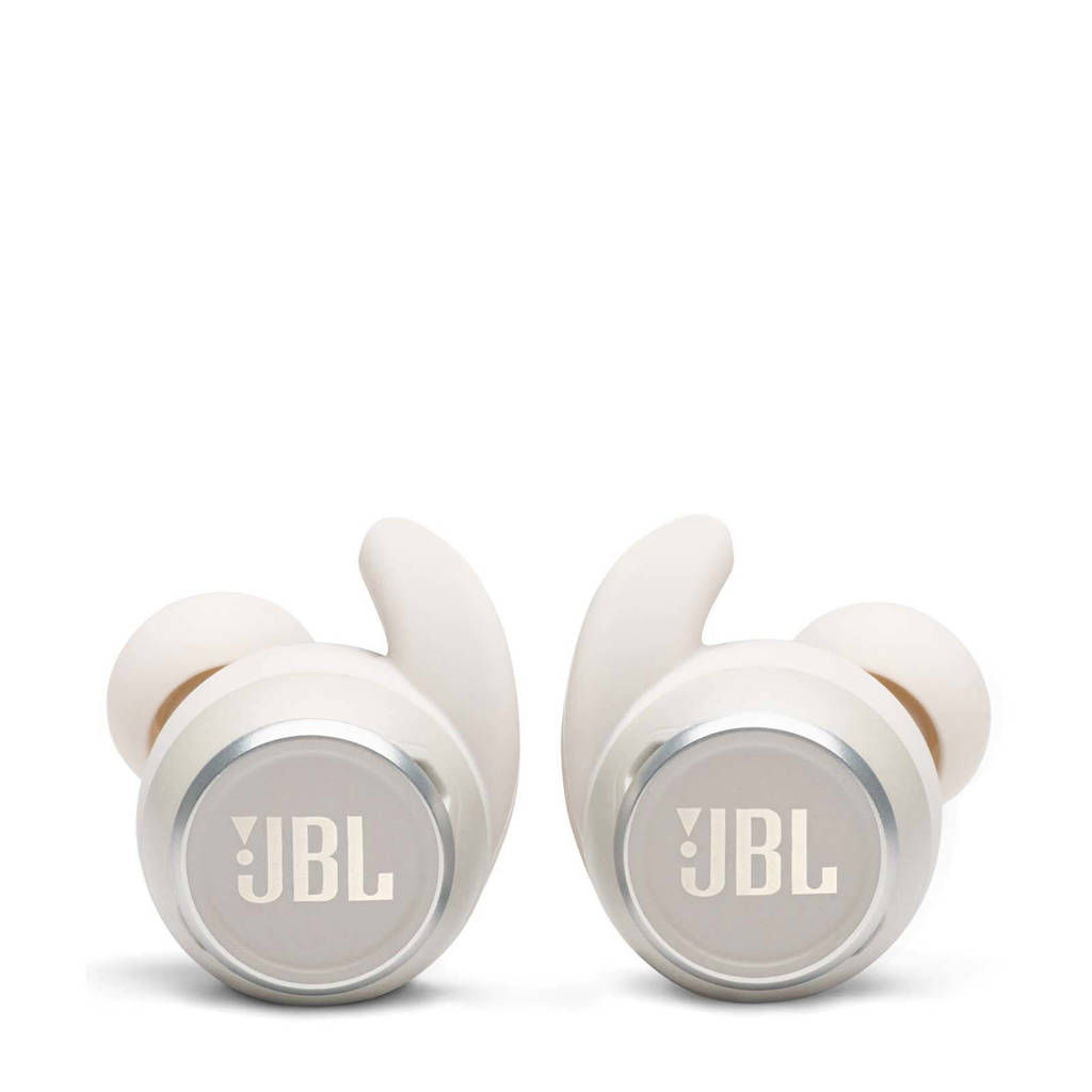 JBL Reflect Mini draadloze in-ear hoofdtelefoon (wit), Wit