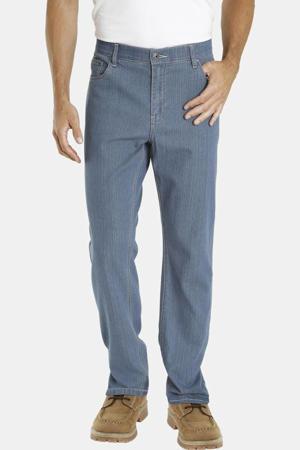 loose fit jeans Plus Size Soa - set van 2 light blue/dark