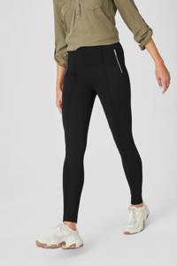 C&A Yessica legging zwart, Zwart