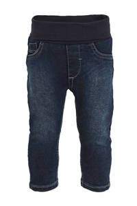 s.Oliver baby regular fit jeans donkerblauw, Donkerblauw