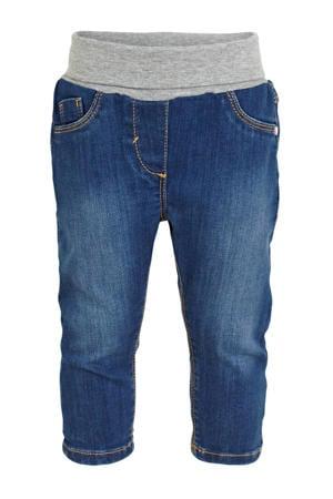 baby regular fit jeans blauw