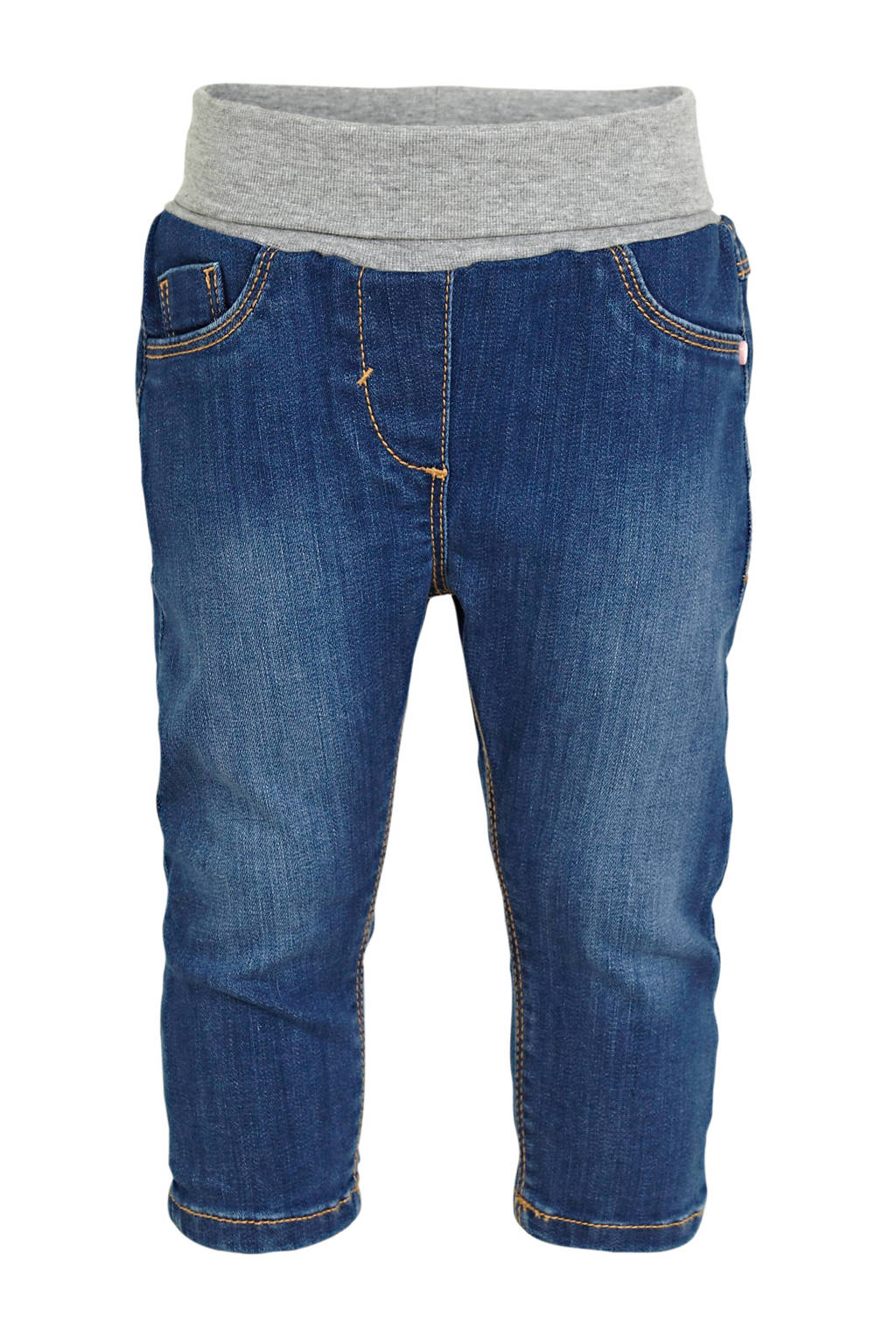 s.Oliver regular fit jeans blauw, Blauw