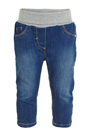 regular fit jeans blauw
