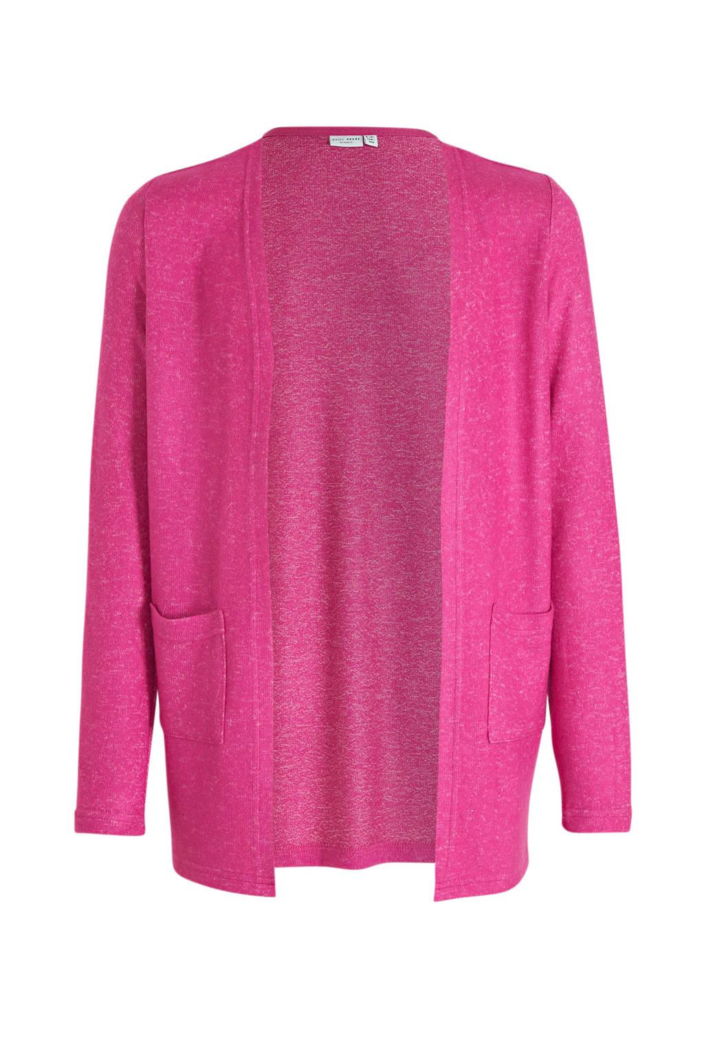 NAME IT KIDS vest Victi roze, Roze