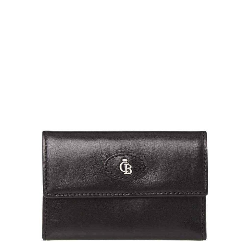 Castelijn & Beerens Gaucho Compacte Sleuteletui zwart, Zwart