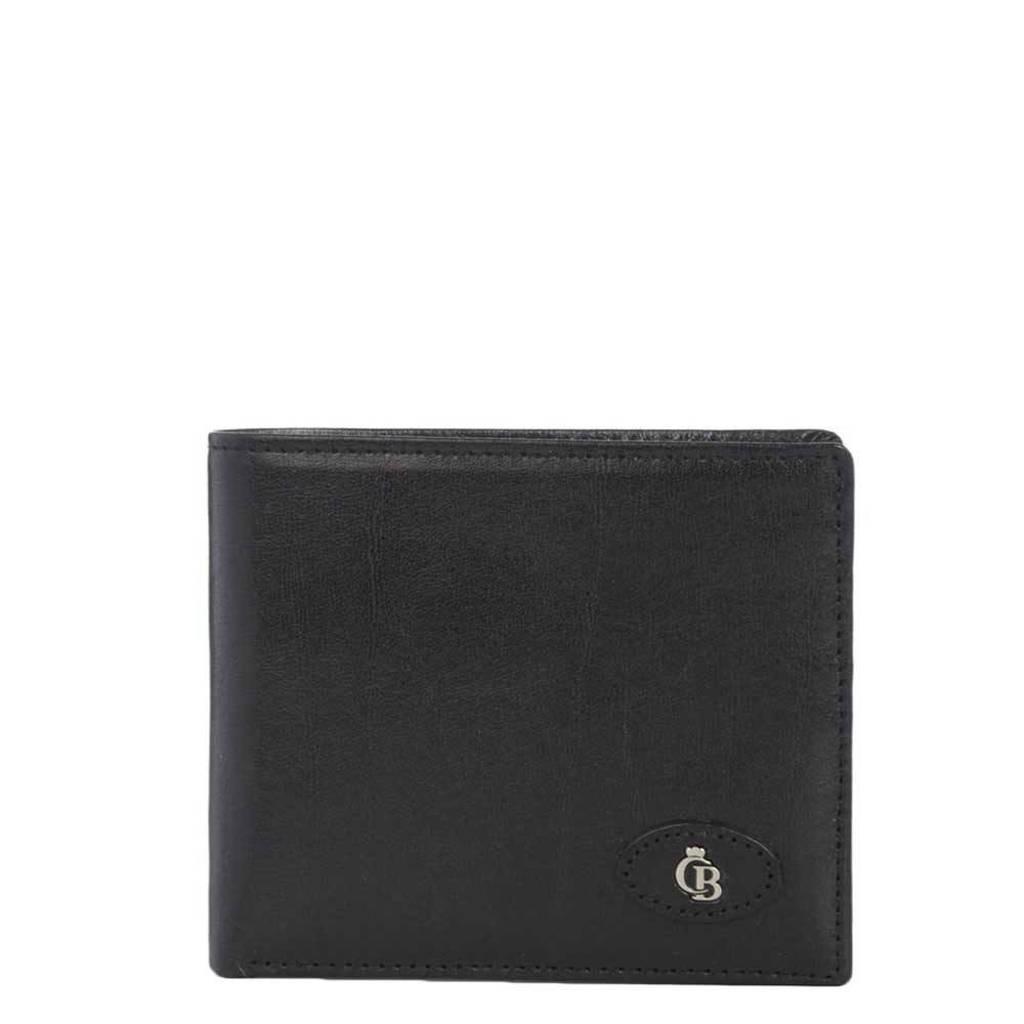 Castelijn & Beerens portemonnee zwart, Zwart