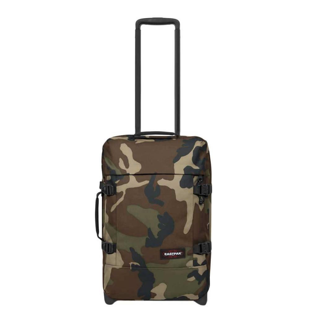 Eastpak  reistas Tranverz S camouflageprint, Kaki camo