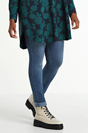 low waist slim fit jeans Vivien malea wash