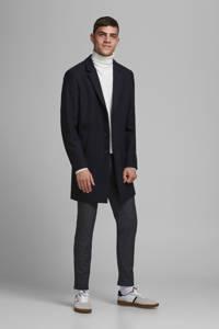 JACK & JONES ESSENTIALS jas met wol donkerblauw, Donkerblauw