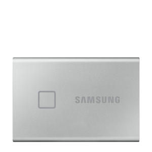 T7 TOUCH 2TB externe SSD (zilver)