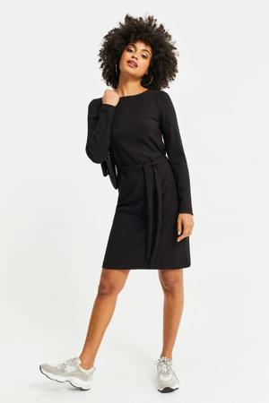 jurk black uni