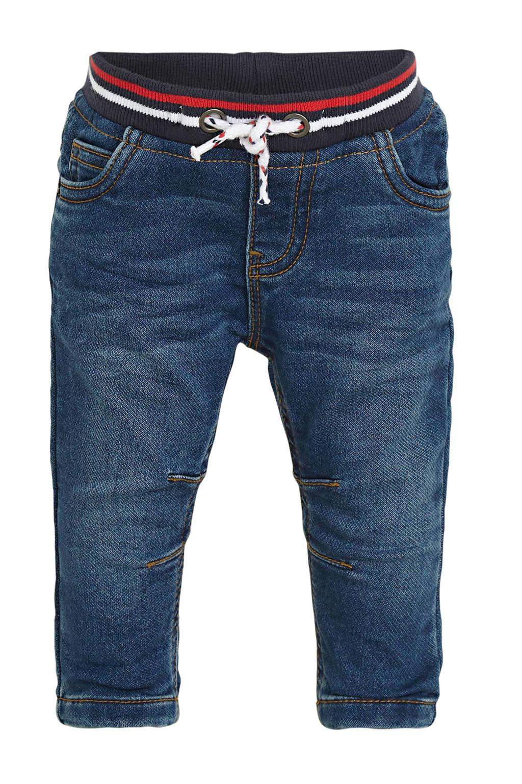 C&A Baby Club regular fit jeans blauw, Blauw