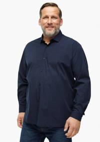 s.Oliver regular fit overhemd blauw, Blauw