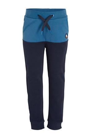 joggingbroek blauw/donkerblauw