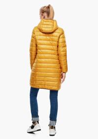 Q/S designed by gewatteerde jas geel, Geel