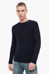 Q/S designed by trui donkerblauw, Donkerblauw