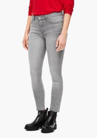 s.Oliver skinny jeans grijs, Grijs