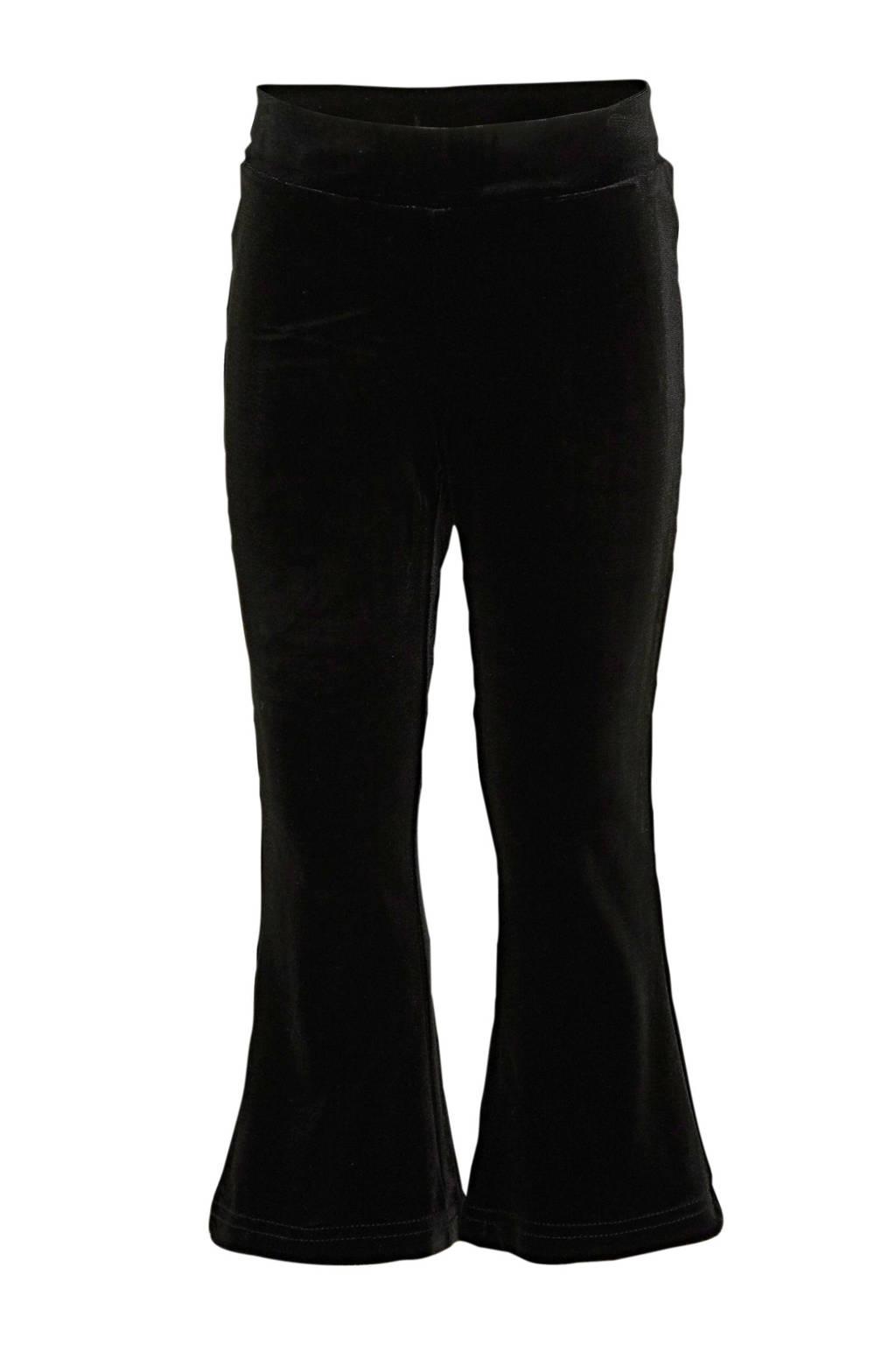 NAME IT MINI broek Sorikka zwart, Zwart