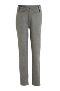 NAME IT KIDS pantalon Singo grijs melange, Grijs melange