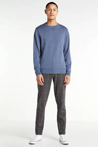 Tommy Hilfiger gemêleerde trui lichtblauw, Lichtblauw