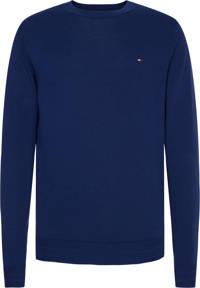 Tommy Hilfiger gemêleerde trui donkerblauw, Donkerblauw