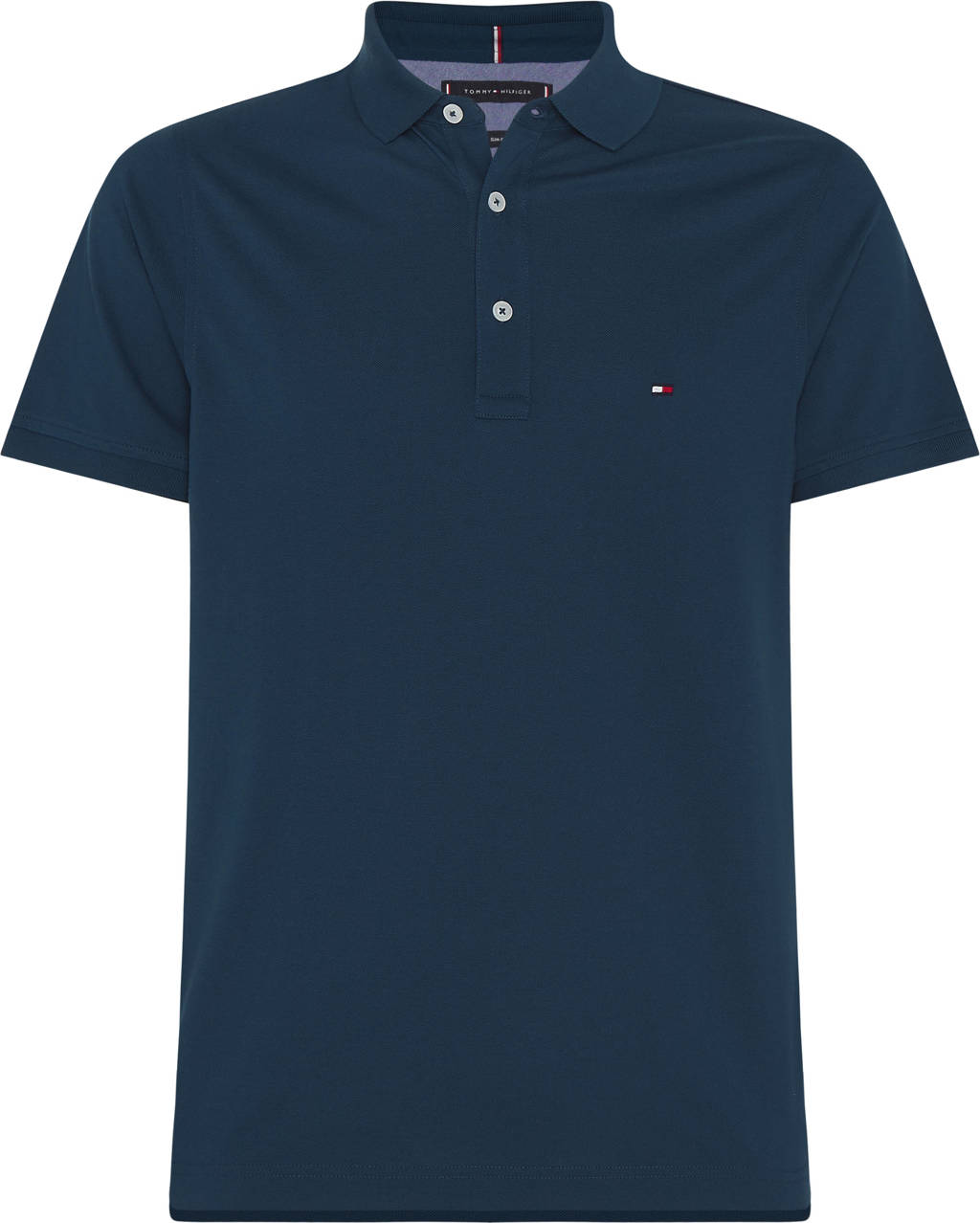 Tommy Hilfiger slim fit polo c74 lakeside, C74 Lakeside