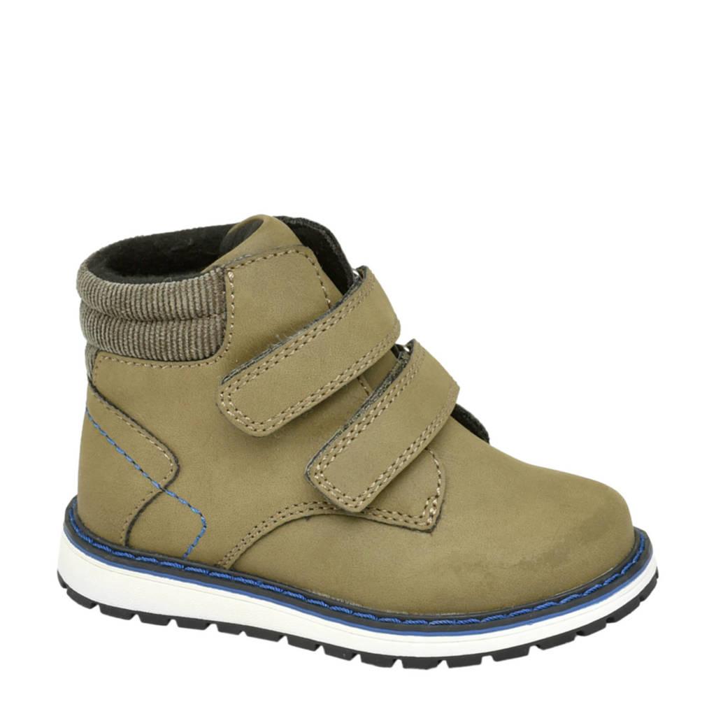 Bobbi-Shoes   enkelboots groen, Groen