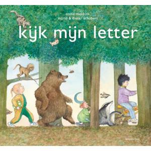 Kijk mijn letter - Annie Makkink