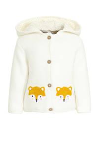C&A Baby Club baby vest van biologisch katoen ecru, Ecru