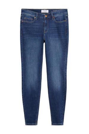low waist super skinny jeans blauw