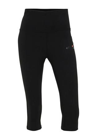 broek Lupita met logo zwart