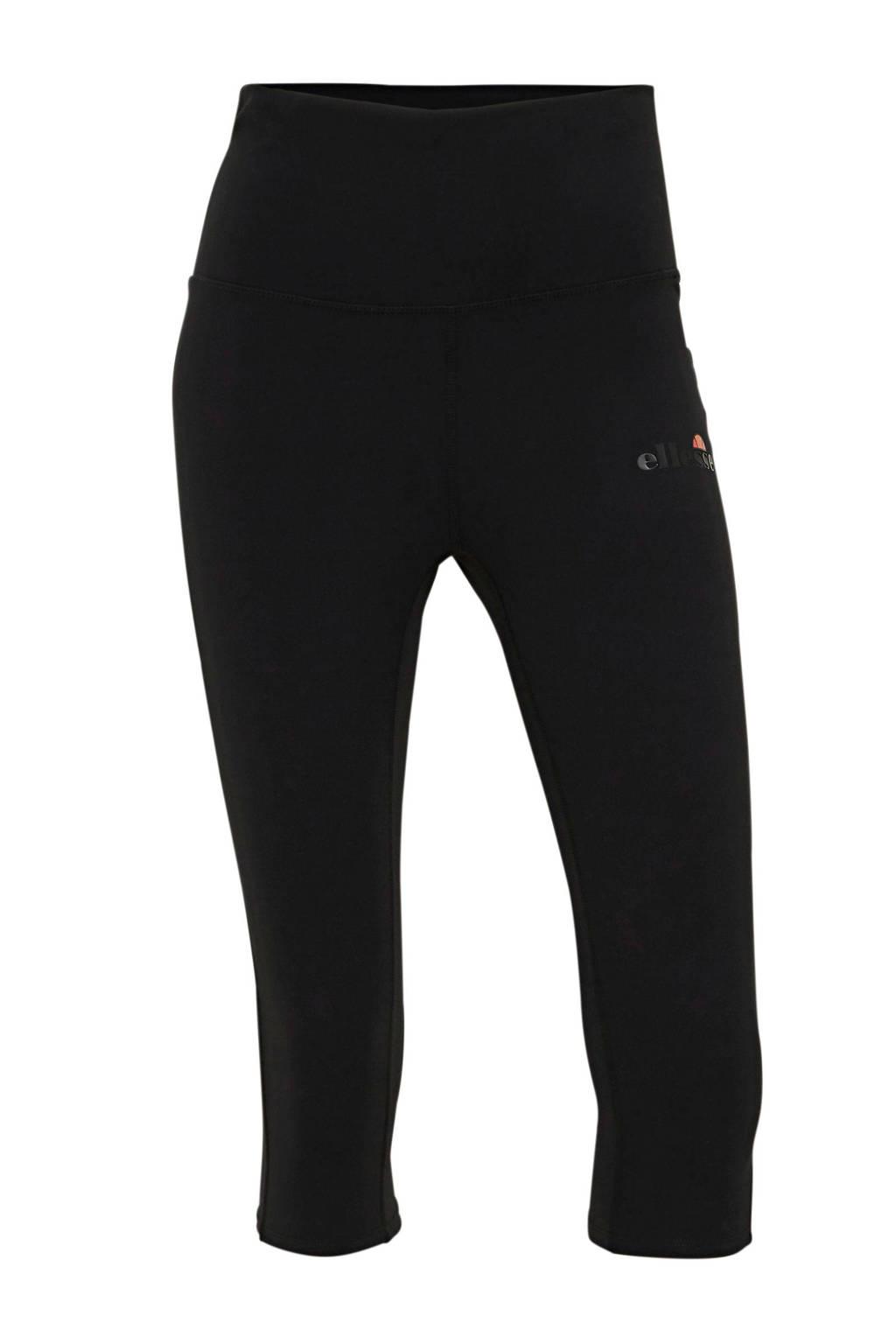Ellesse broek zwart, Zwart