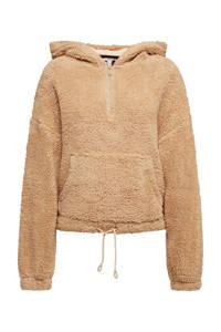 edc Women hoodie beige, Beige