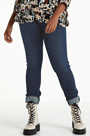 low waist slim fit jeans Vivien arlin wash
