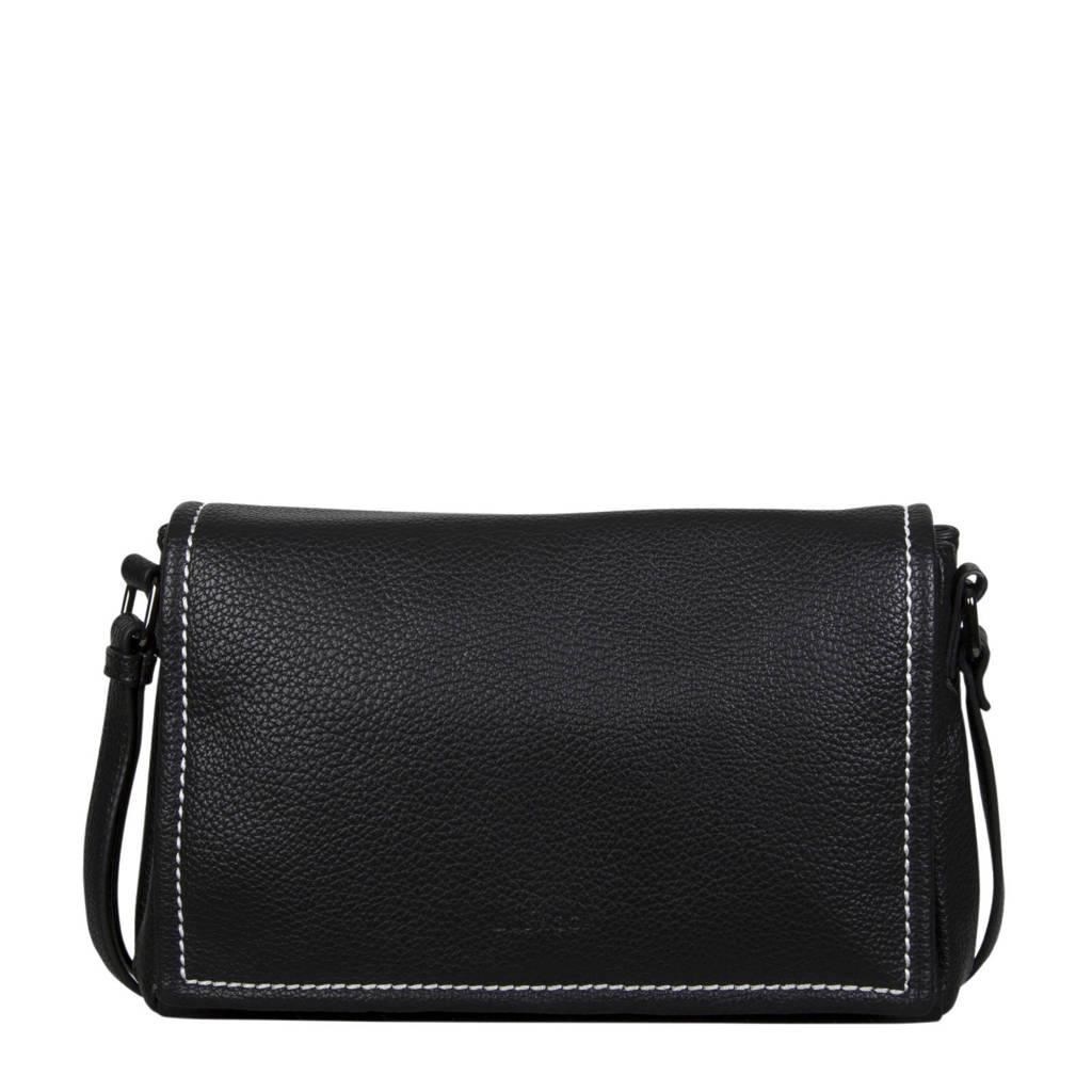 Bulaggi   crossbody tas Deb zwart, Zwart