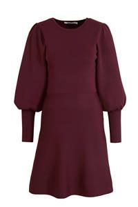 NA-KD jurk bordeaux, Bordeaux